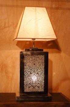 lampu meja tembaga 3