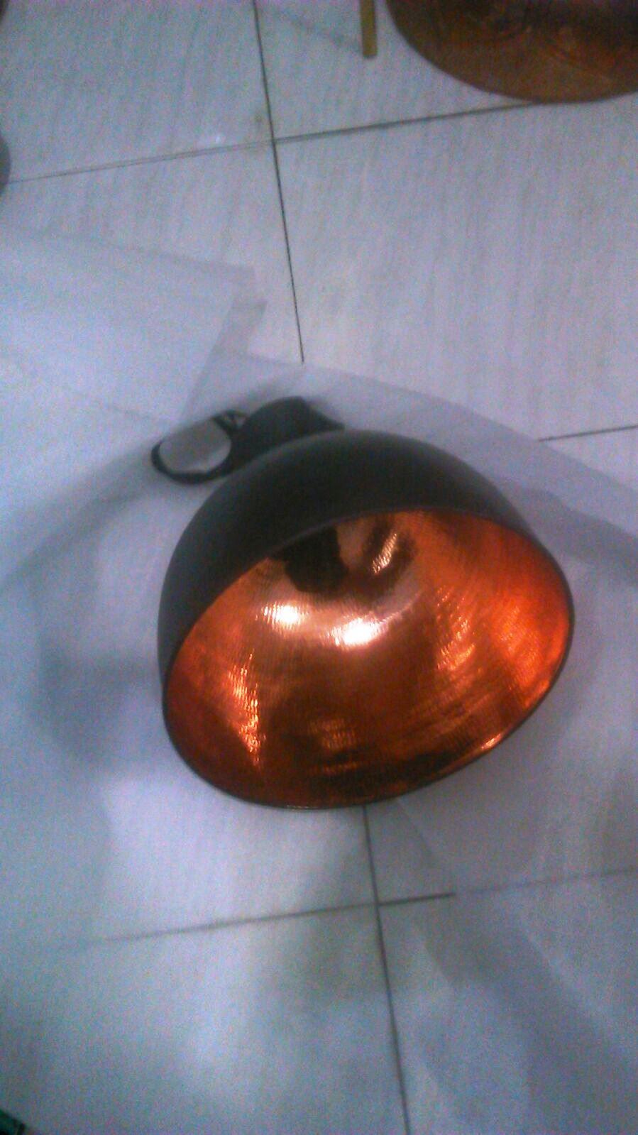 lampu gantung tembaga 2