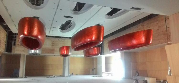 Dekorasi Mayapada Hotel SUrabaya