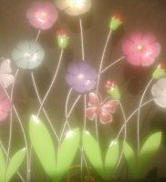 Bunga Hiasan Dinding (Aline Bandung)