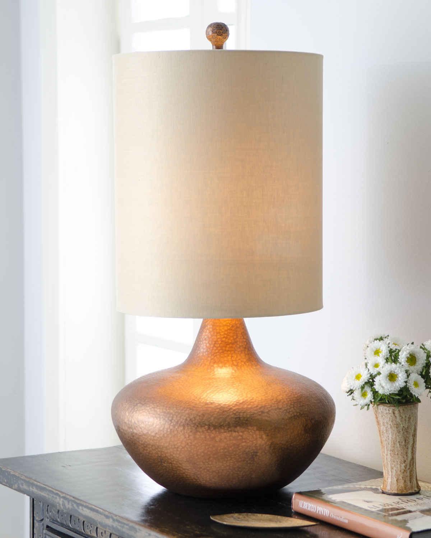 lampu meja unik
