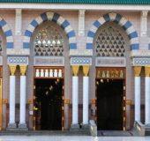 Pintu Masjid Nabawi dan Ukiran Lainnya (Tembaga dan Kuningan)