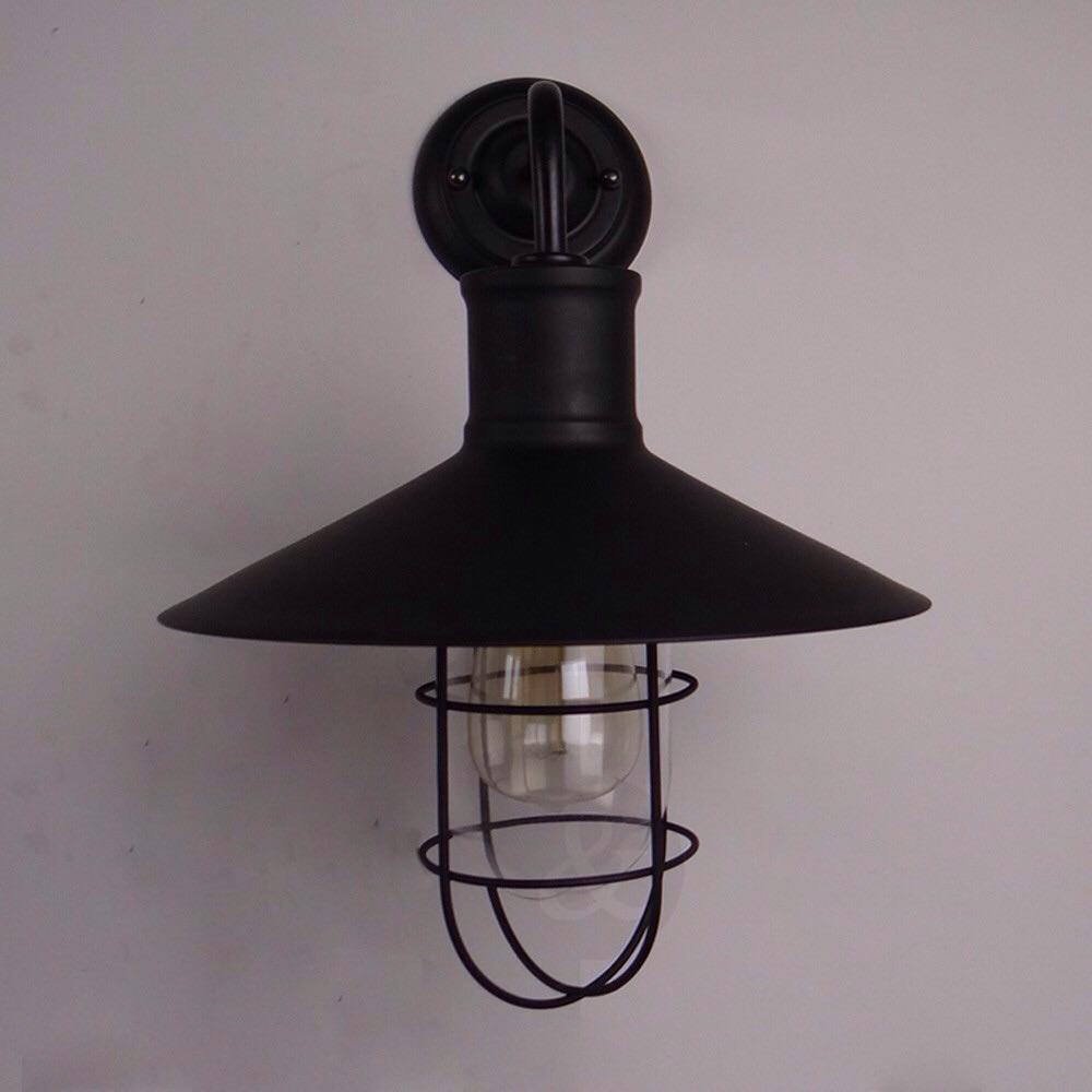 lampu tempel tembaga