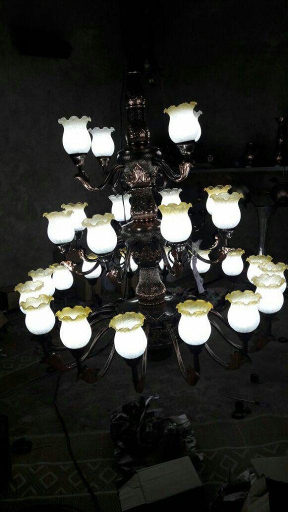 jual lampu gantung mewah