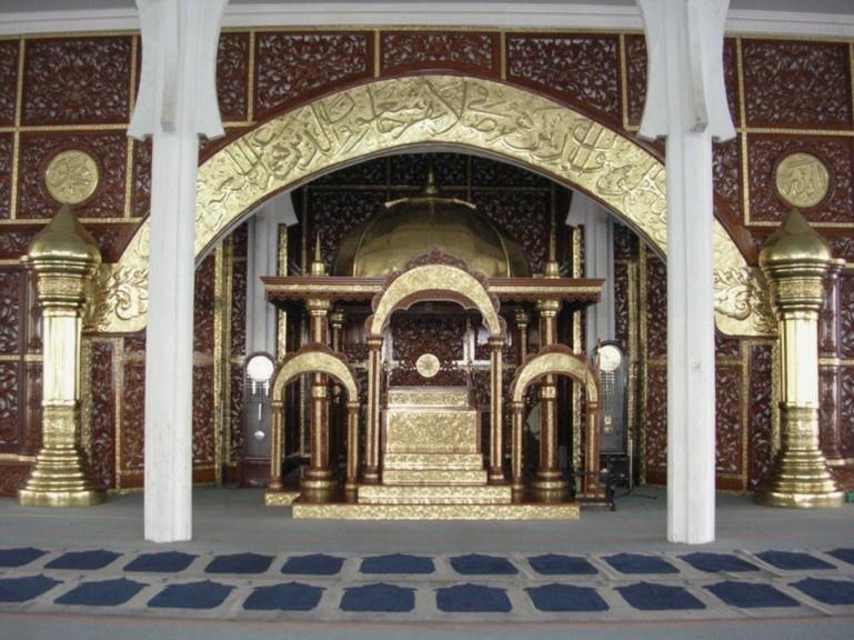 jasa pembuatan ornamen masjid